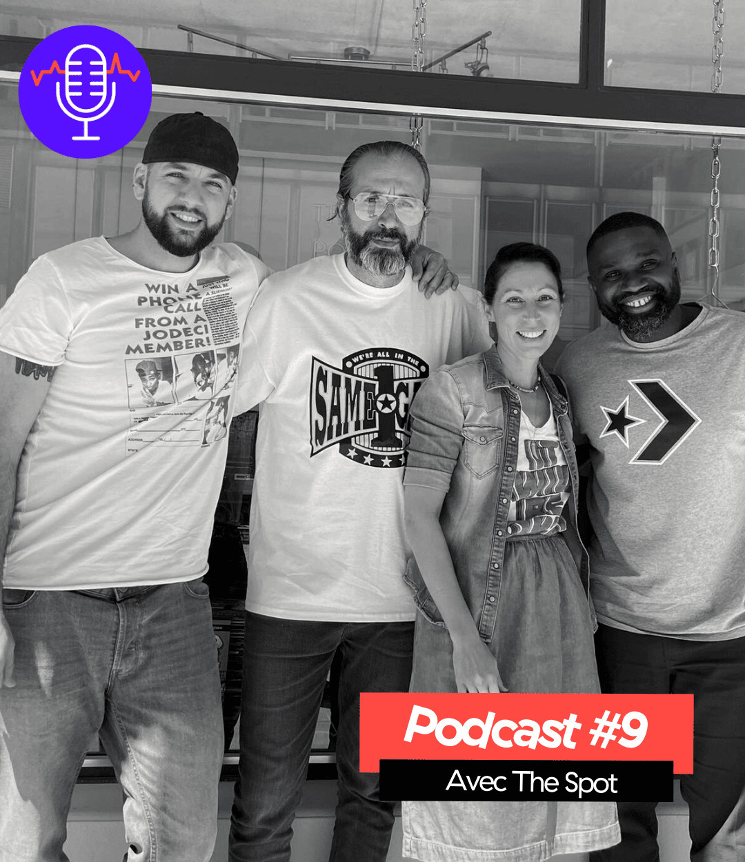 The Spot Podcast Factory