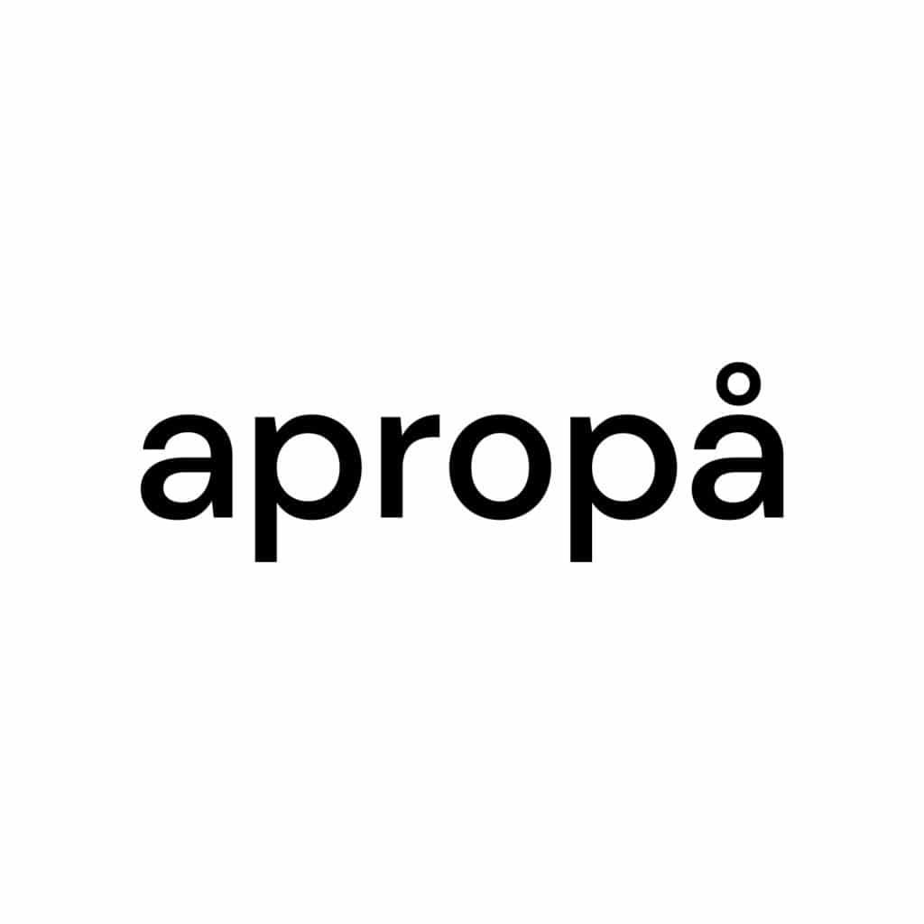 Logo Apropå