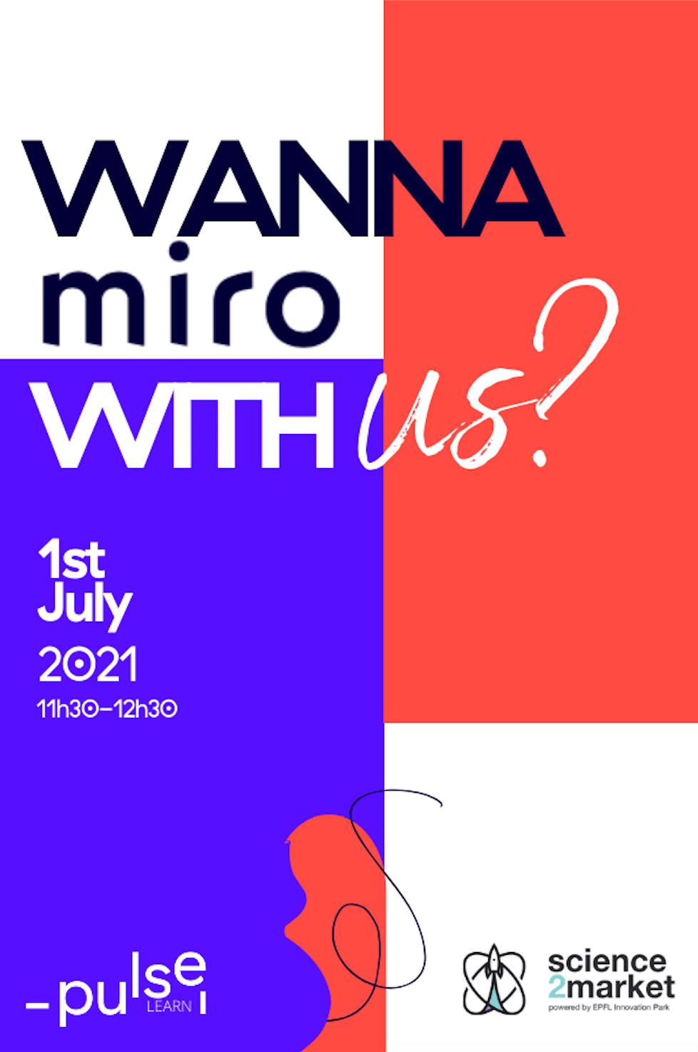 MIRO event