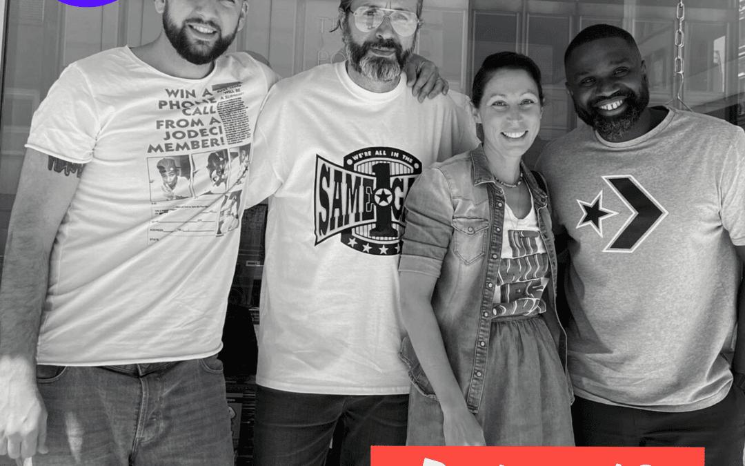 Podcast #9 avec The Spot (ft. Oumar & Thibault) – Quand la musique s'empare de l'entrepreneuriat