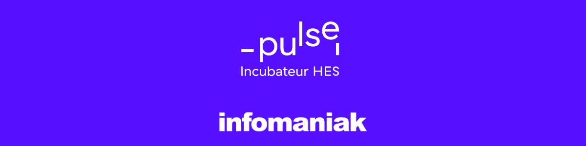 Banner Pulse et infomaniak