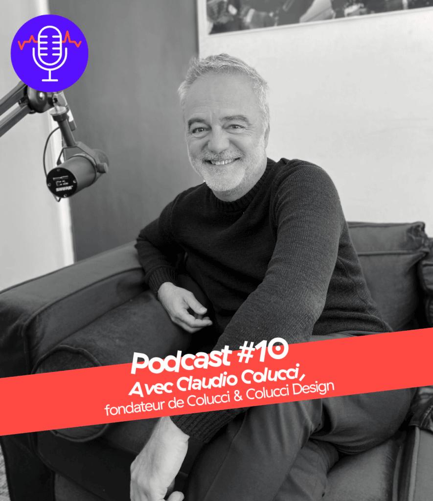 Claudio Colucci Podcast