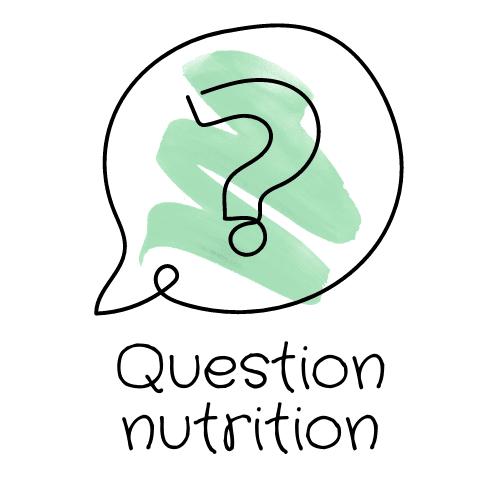 QUESTION NUTRITION